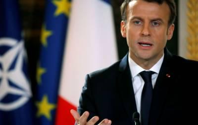 نیٹو اتحاد بستر مرگ پر پڑا ہے,حیثیت ختم ہو کر رہ گئی ہے:فرانسیسی صدر