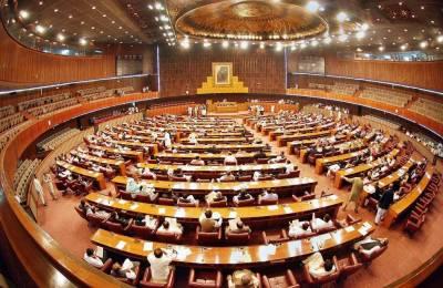 قومی اسمبلی:حکومت اور اپوزیشن کے درمیان ایک بار پھر شدید گرما گرمی،سخت جملوں کا تبادلہ