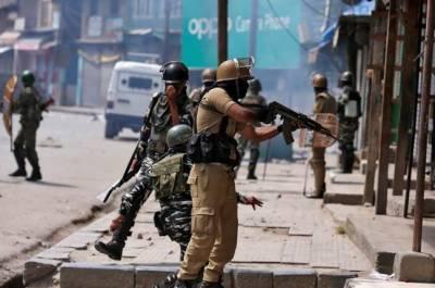 وادی کشمیر میں خوف کے سائے برقرار,کرفیو97ویں روز میں داخل