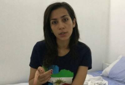 سابق مس ایران نے فلپائن میں پناہ لے لی