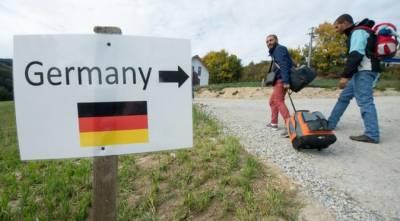 جرمنی نے سرحدی نگرانی بڑھانے کا اعلان کر دیا