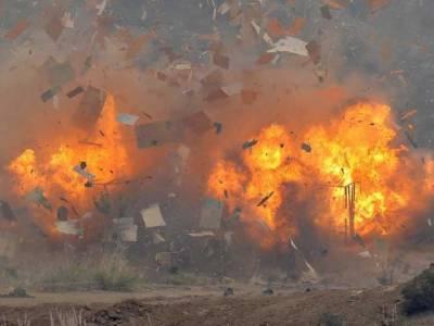 حوثیوں کے بارودی سرنگ دھماکے کے نتیجے میں1 بچہ جاں بحق، 2 زخمی