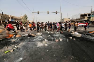 مظاہرین کے مطالبات پر عراقی حکومت نے اعلی حکام کے خلاف بدعنوانی کیسز کی تحقیقات شروع کر دیں