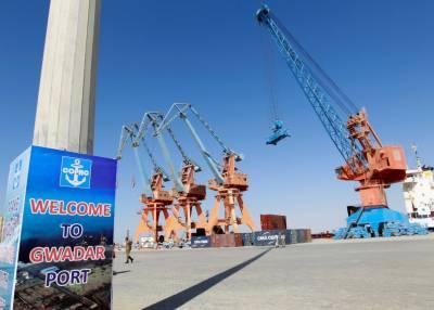 چین گوادر میں 19 فیکٹریاں قائم کرے گا:چینی سفیر