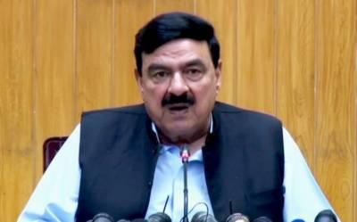 عمران خان نے نوازشریف کوڈھیل دیکرگیندان کے کورٹ میں پھینک دی:شیخ رشید