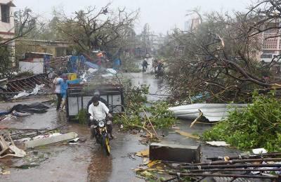 سمندری طوفان 'بلبل' سے بھارت اور بنگلادیش میں تباہی,20افراد ہلاک, متعدد زخمی