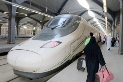 سعودی عرب:حرمین ٹرین بدھ سے دوبارہ چلنے لگے گی