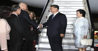 صدر شی یورپی دورے کے پہلے مرحلے میں یونان پہنچ گئے