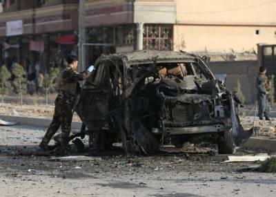 افغانستان:کابل میں کار بم دھماکا،7 افراد ہلاک
