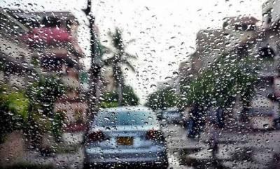 کراچی میں بارش کی پیشگوئی
