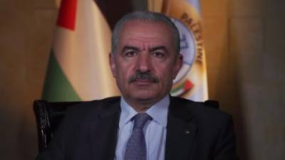 فلسطینی وزیر اعظم کا اسرائیل سے غزہ پر فوری حملہ روکنے کا مطالبہ