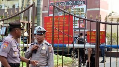انڈونیشیا:پولیس اسٹیشن پر خودکش دھماکا،حملہ آور ہلاک