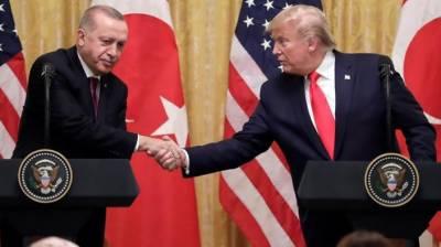 امریکہ اور ترکی کے درمیان اختلافات جلدختم کرلئے جائیں گے:ڈونلڈ ٹرمپ