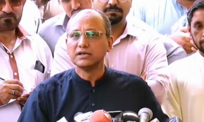 جے یو آئی نے سندھ میں سڑکیں بلاک کیں توقانون حرکت میں آئے گا,سعید غنی کا اعلان