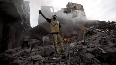 غزہ پر اسرائیلی فوج کے فضائی حملوں میں شدت،مزید 9 فلسطینی شہید