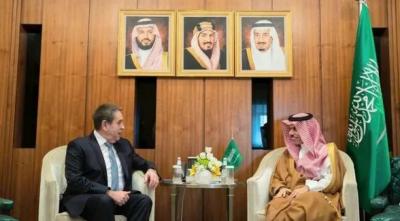روسی سفیر کی سعودی عرب کے وزیر خارجہ سے ملاقات