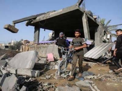 غزہ پراسرائیلی جارحیت روکنے کے لیے اقوام متحدہ حرکت میں آگئی