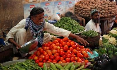 ضلعی حکومتوں کی ناقص کارکردگی,سبزیوں کی قیمتیں آسمان پر