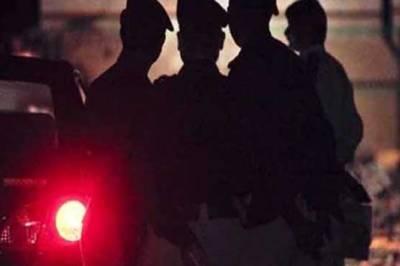 لاہور : پولیس کا مختلف علاقوں میں سرچ آپریشن
