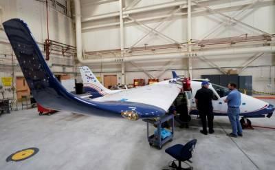 ناسا مستقبل کے الیکڑک طیارے کو منظر عام پر لے آیا