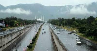 راولپنڈی اسلام آباد سمیت ملک کے مختلف حصوں میں بارشیں اور برفباری، سردی کی شدت میں اضافہ
