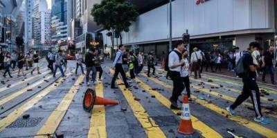 ہانگ کانگ کی طرف سے لندن میں شہری پر حملے کی مذمت