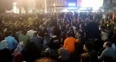 ایران:حکومت کا تیل کی قیمتوں میں 3گنااضافے کا اعلان،احتجاج شروع
