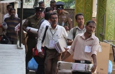 سری لنکا میں صدارتی انتخابات کے نتائج کا اعلان آج کیا جارہا ہے