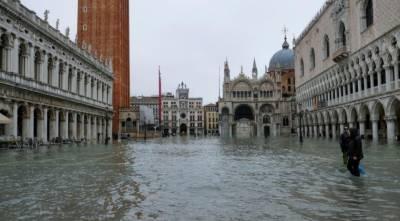 اٹلی: وینس میں بارش نے تباہی مچا دی