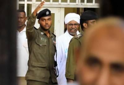 معزول سوڈانی صدرکے خلاف مالی بدعنونی مقدمے کافیصلہ 14دسمبر کو سنانے کا اعلان