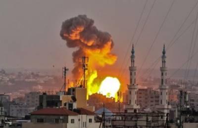 مصر کا اسرائیل سے غزہ پر حملے روکنے کا مطالبہ