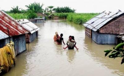 نائیجیریا، شدید بارشیں اور سیلاب، 40 ہزار افراد بے گھر
