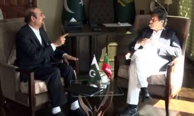 این آر او مانگنے والے احمقوں کی جنت میں رہتے ہیں: وزیر اعظم عمران خان