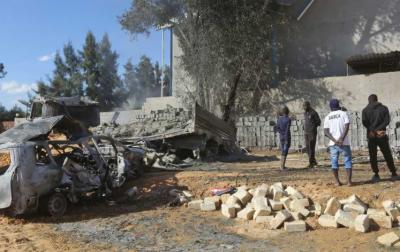 لیبیا میں بسکٹ فیکٹری پرفضائی حملہ ،غیرملکیوں سمیت7مزدور ہلاک