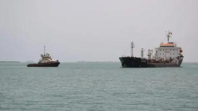 یمنی حوثیوں نے بحیرہ احمر کے جنوب میں جہازاغوا کر لیا ،عرب اتحاد