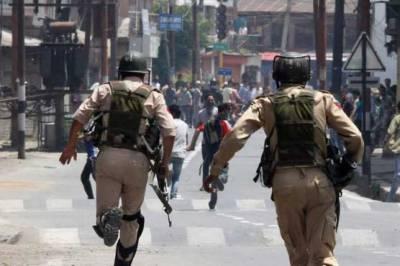 مقبوضہ کشمیر، بھارتی فوجیوں نے 4کشمیری نوجوان گرفتار کرلئے