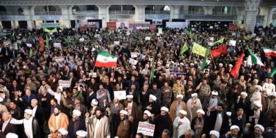 ایران، مہنگائی کےخلاف مظاہروں کا 5واں روز، متوفین کی تعداد 106ہو گئی