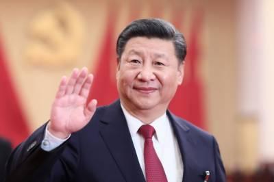 """چینی صدر شی کا """"ہوپ"""" کے نام خصوصی پیغام"""