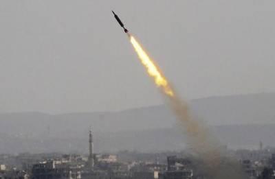 اسرائیلی جنگی طیاروں کے شامی فوجی ٹھکانوں پر حملے