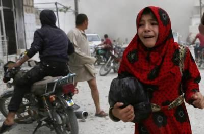 شام:زمینی اورفضائی حملوں میں 21شہری ہلاک