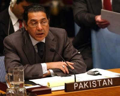 اقوام متحدہ میں حق خودارادیت سے متعلق پاکستانی قرارداد منظور