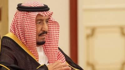 سعودی آرامکو پر ایرانی ہتھیاروں سے حملہ کیا گیا ،شاہ سلمان