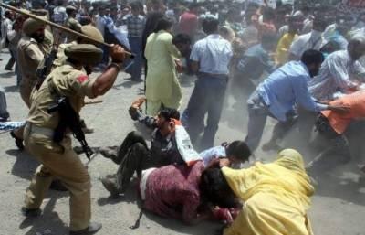 مقبوضہ وادی دنیا کی سب سے بڑی جیل,ہزاروں افراد کی گرفتاری کا بھارت نےخود اعتراف کرلیا