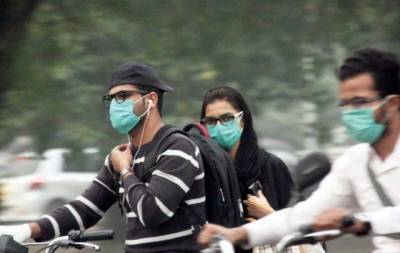 شہری دھند میں فوگ لائٹس ،سموگ میں عینک اور ماسک استعمال کریں