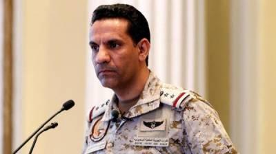 حوثیوں کی طرف سے جنگی طیارہ مار گرانے کا دعوی بے بنیاد ہے، کرنل ترکی المالکی