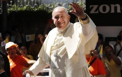 تھائی لینڈ میں خواتین اور بچوں کے استحصال پر پوپ فرانسس کو تشویش