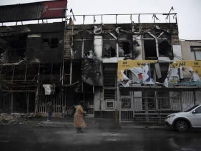 ایرا ن میں تیل کے خلاف مظاہروں کی روک تھام کے لیے انٹرنیٹ پر پابندی