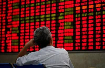 پاکستان اسٹاک مارکیٹ میں کاروبار کے آغاز پر مندی کا رجحان