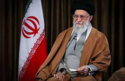 ایرانی سپریم لیڈرخامنہ ای کامقبوضہ کشمیر کی ابتر صورتحال پراظہار افسوس
