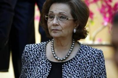 مصر کی سابق خاتون اول سوزان مبارک سخت علیل،آئی سی یو میں داخل کر ادیا گیا